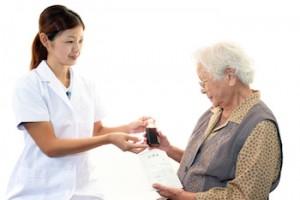 高齢化社会と薬剤師